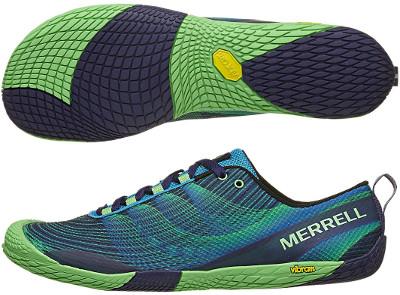 merrell vapor glove 2 vs 3 os