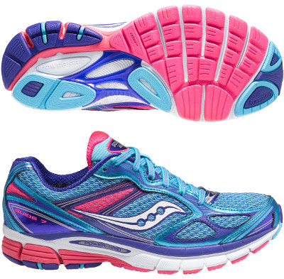 saucony ride 7 mujer 2014